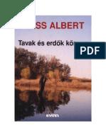 Wass Albert - Tavak és erdők könyve