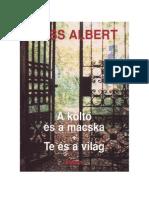 Wass Albert - Te és a világ