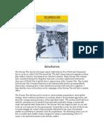 The Un Offensive - Korean War