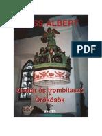 Wass Albert - Zsoltár és trombitaszó