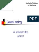 1. General Virology