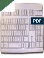 Portuguese PC Keyboard Layout