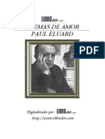 Eluard Paul - Poemas de Amor [Doc]