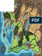 Pathfinder - CotCT - WE - Map of Varisia