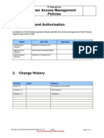 IT Operations_User Access Management Policies