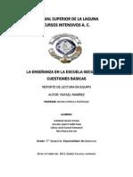 Actividades Para El 1er Bloque de La Asignatura Eescb i Rafael Ramirez Profe Maximo