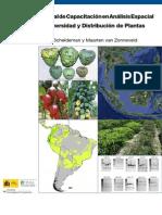 Manual de Capacitación en Análisis Espacial de Diversidad y Distribución de Plantas 1504 02