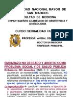CLASE 18 Emb. No Deseado Ab. Dr. Oscanoa