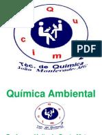 Poluição Ambiental Química   Ambiental EMIP 2012-2014