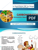 CARBOHIDRATOS 2013 FARMACOGNOSIA