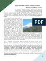 La Biodiversidad de México Es También La Roca, La Nieve y La Arena; Scribd 1 Jun 2014