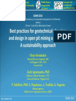 03_Best practices for geotechnical planning & design in open pit mining operations
