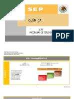 QUIM-I. Programa De