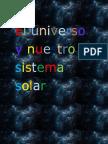 El Universo Y el Sistema Solar para niños