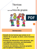 Dinmicas de Grupo