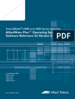 Alliedware Plus Ref b v531