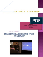 OB 18 Change and Stress Management-01