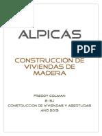 proyecto calpina