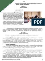 Codul etic al functionarilor publici ANAF