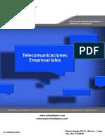 Citmatel Peru Brochure 2014
