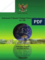 Summary Report ICCSR - Forestry