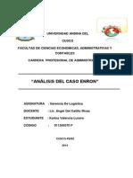 Logistica Caso Enron