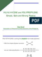Polyethylene and Polypropylene