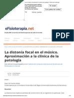 La distonía focal en el músico.pdf