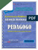 Pedagogo Conhecimentos Especificos Semed-Am - Vmsimulados Divulgacao