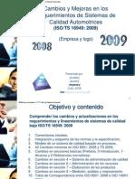 1.Requerimientos Sistemas Calidad Automotrices.cd01.Julio, 2009