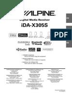 OM IDA-X305S Espanol
