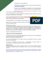 ( Direito) - Direito Processual Penal - Renato Brasileiro