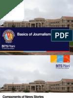 Basics of Journalism
