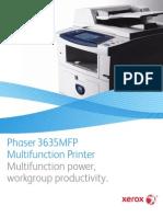 Phaser Printer