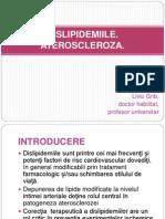 DISLIPIDEMIILE ATEROSCLEROZA (3)