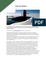 A Militarização Do Ártico - FONTE, Site Revista Fórum (Por Trefor Moss - Tradução. Vinicius Gomes)