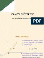II - Campo Eléctrico