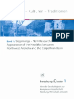 R. Krauss 2011 - Beginnings-New Research in the Neolithic