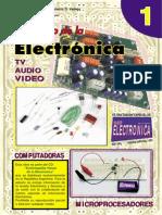 Electronica 24 Capitulos El Mundo de La