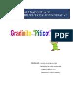 Gradinita Piticot