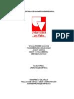 Creatividad e Innovación Empresarial-trabajo Final Concepto y Modelo de Empresa (Reparado)