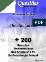 E-book Direitos Sociais