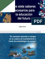 Edgar Morin Presentacion