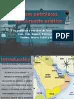 paises petroleros