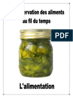 Alimentation - Guide