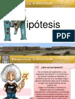2. Hipótesis y Variables.