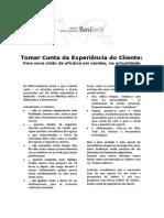 201106 Tomar Conta Da Experiencia Do Cliente