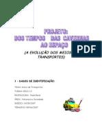 Projetos Meios de Tranportes
