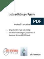 Emotiile Si Patologiile Digestive