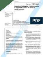 132506357 NBR 8660 Revestimento de Piso Determinacao Da Densidade Critica de Fluxo de Energia Termica